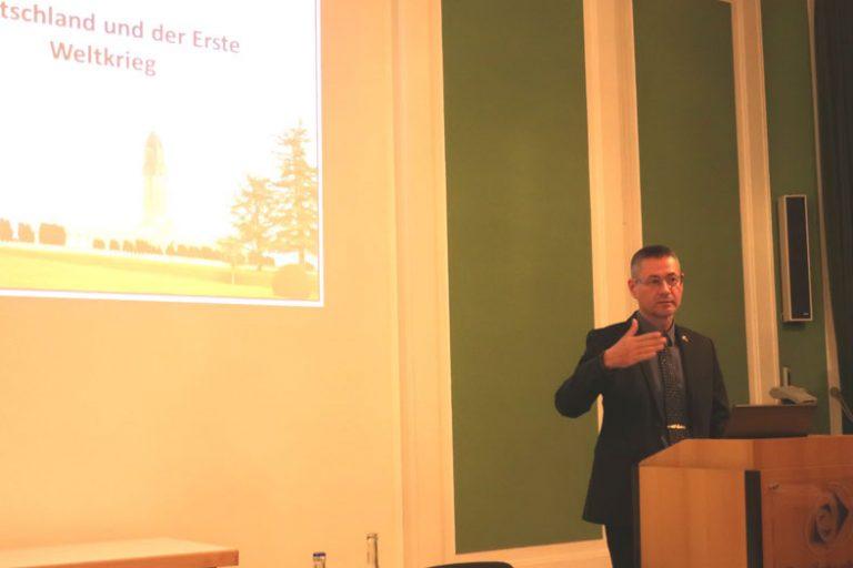 Vortrag in Fulda