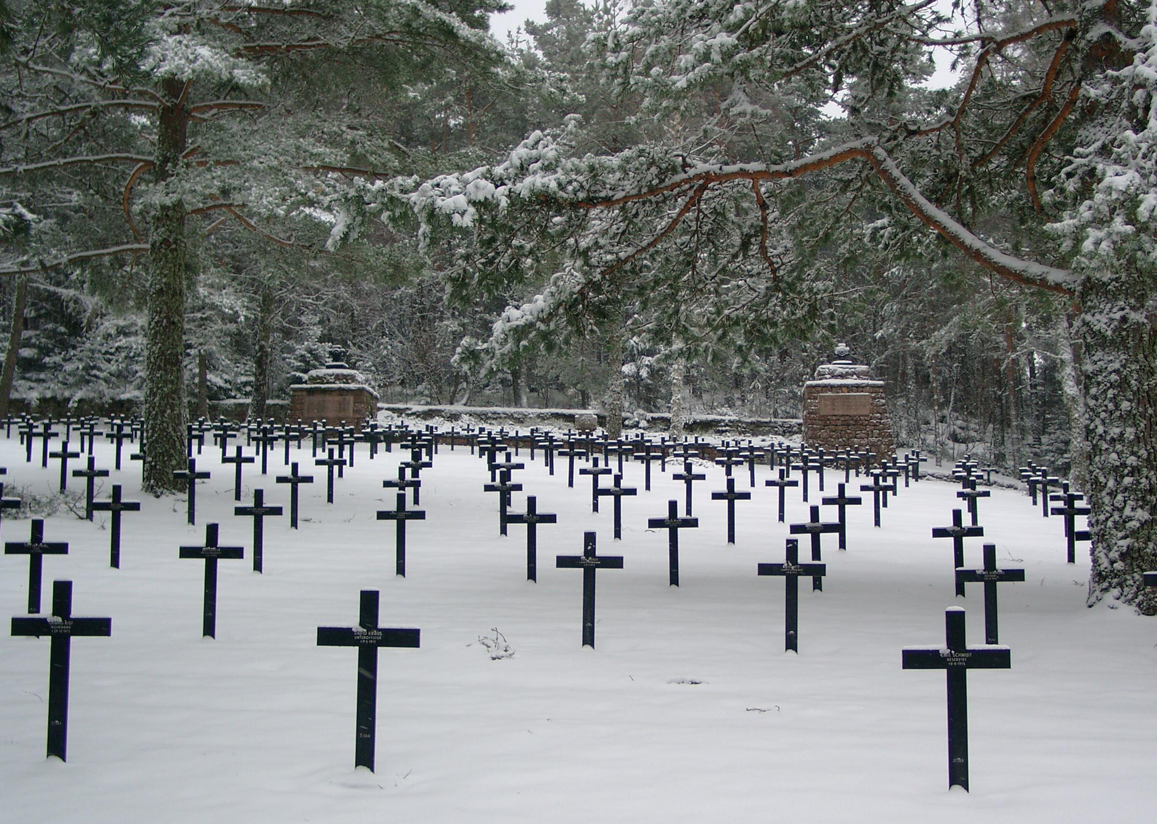 Deutscher Soldatenfriedhof Hohrod