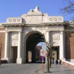 Britisches Memorial to the Missing Menin Gate