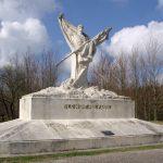 Denkmal der französischen 69. Infanterie-Division auf der Höhe Toter Mann